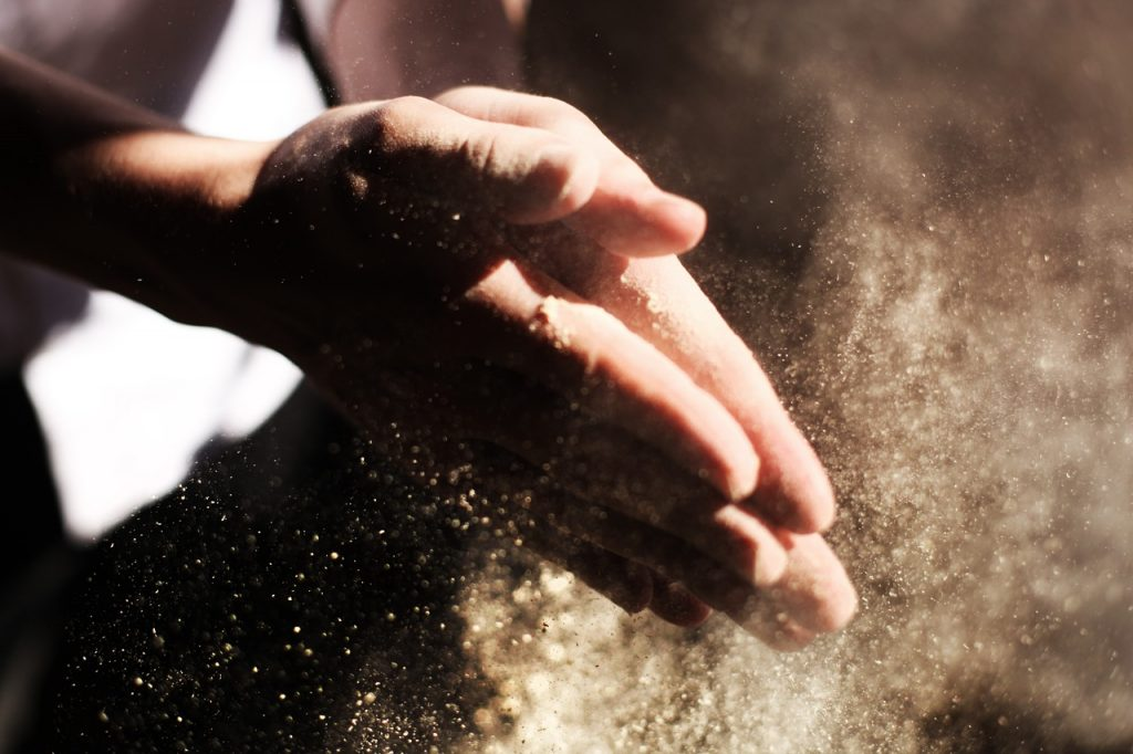 Dust Health Risk at Workplace